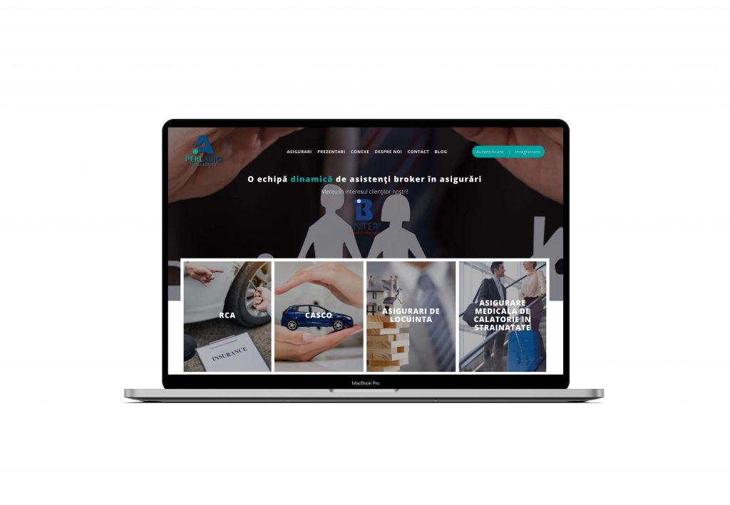 Perlasig-webdesign